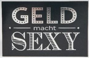 Klappkarte für Geldgeschenke 2239-044b Gutschein Geld macht sexy