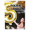 """1 Stück Riesen-Folien-Ballon """"5"""", gold 1m groß"""