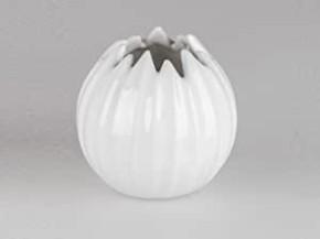 Blumenvase Vase Basic weiss 11cm