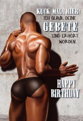 Depesche Hans und Grete 3D Klappkarte Kuck mal, hier :...