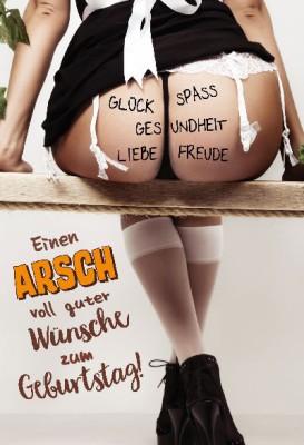 Depesche Hans und Grete 3D Klappkarte Glück, Spaß, Gesundheit,...
