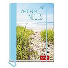 Groh Buchkalender 2019 Zeit Für Neues